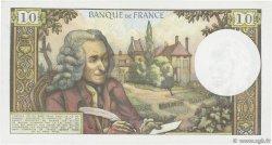 10 Francs VOLTAIRE FRANCE  1972 F.62.58 SUP+