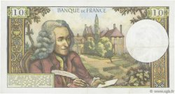 10 Francs VOLTAIRE FRANCE  1972 F.62.58 TTB