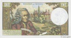 10 Francs VOLTAIRE FRANCE  1973 F.62.61 pr.SPL