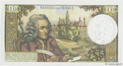 10 Francs VOLTAIRE FRANCE  1973 F.62.64 pr.SUP