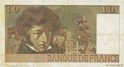 10 Francs BERLIOZ FRANCE  1973 F.63.02 TB
