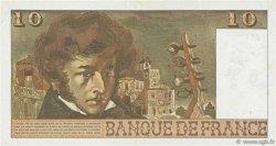 10 Francs BERLIOZ FRANCE  1974 F.63.03 TTB+