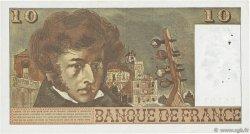 10 Francs BERLIOZ FRANCE  1974 F.63.05 TTB