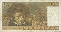 10 Francs BERLIOZ FRANCE  1974 F.63.07b B+
