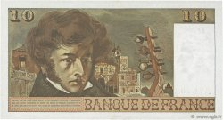 10 Francs BERLIOZ FRANCE  1974 F.63.07b SUP