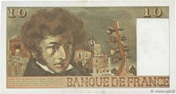 10 Francs BERLIOZ FRANCE  1975 F.63.11 TTB+