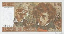 10 Francs BERLIOZ FRANCE  1975 F.63.12 NEUF