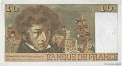 10 Francs BERLIOZ FRANCE  1975 F.63.14 TTB