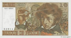 10 Francs BERLIOZ FRANCE  1976 F.63.16 SPL+