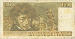 10 Francs BERLIOZ FRANCE  1976 F.63.17a B+