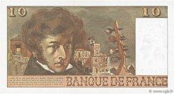 10 Francs BERLIOZ FRANCE  1977 F.63.22 SPL
