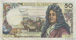 50 Francs RACINE FRANCE  1962 F.64.02 TB