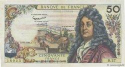 50 Francs RACINE FRANCE  1962 F.64.02 TB+