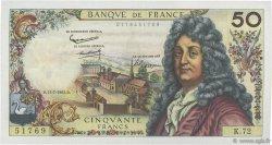 50 Francs RACINE FRANCE  1963 F.64.06 SUP