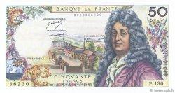 50 Francs RACINE FRANCE  1968 F.64.12 SPL+