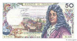 50 Francs RACINE FRANCE  1973 F.64.24 pr.SUP