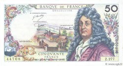 50 Francs RACINE FRANCE  1975 F.64.31 pr.SUP