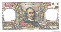 100 Francs CORNEILLE FRANCE  1965 F.65.07 TTB
