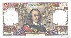 100 Francs CORNEILLE FRANCE  1965 F.65.10 TB