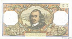 100 Francs CORNEILLE FRANCE  1966 F.65.13 TB+