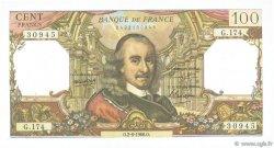 100 Francs CORNEILLE FRANCE  1966 F.65.13 SUP
