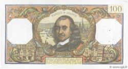 100 Francs CORNEILLE FRANCE  1970 F.65.30 TTB+