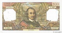 100 Francs CORNEILLE FRANCE  1970 F.65.30 TTB