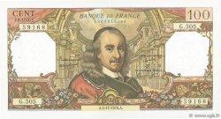 100 Francs CORNEILLE FRANCE  1970 F.65.33 SUP