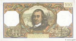 100 Francs CORNEILLE FRANCE  1970 F.65.33 TTB+