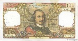 100 Francs CORNEILLE FRANCE  1971 F.65.35 TB