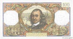 100 Francs CORNEILLE FRANCE  1971 F.65.36 pr.SPL