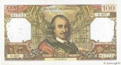 100 Francs CORNEILLE FRANCE  1971 F.65.37 TTB