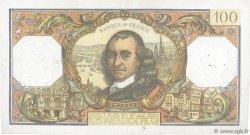 100 Francs CORNEILLE FRANCE  1972 F.65.38 TTB