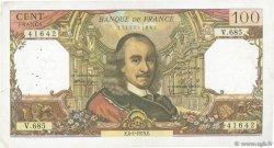 100 Francs CORNEILLE FRANCE  1973 F.65.41 TB+