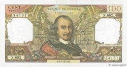 100 Francs CORNEILLE FRANCE  1973 F.65.41 TTB