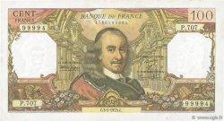 100 Francs CORNEILLE FRANCE  1973 F.65.42 SUP
