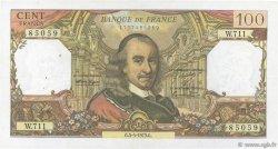 100 Francs CORNEILLE FRANCE  1973 F.65.42 TTB