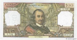 100 Francs CORNEILLE FRANCE  1973 F.65.43 TTB