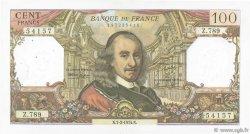 100 Francs CORNEILLE FRANCE  1974 F.65.45