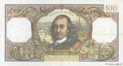 100 Francs CORNEILLE FRANCE  1975 F.65.48 TB à TTB