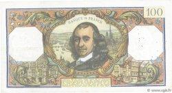 100 Francs CORNEILLE FRANCE  1975 F.65.49 TTB