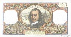 100 Francs CORNEILLE FRANCE  1975 F.65.50 SPL