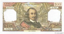 100 Francs CORNEILLE FRANCE  1976 F.65.52 SUP