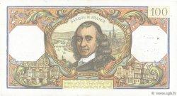 100 Francs CORNEILLE FRANCE  1976 F.65.54