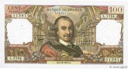 100 Francs CORNEILLE FRANCE  1977 F.65.60 TTB