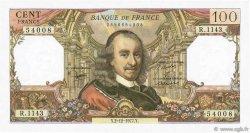 100 Francs CORNEILLE FRANCE  1977 F.65.60 SUP