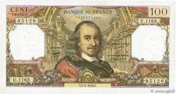 100 Francs CORNEILLE FRANCE  1978 F.65.61 TTB