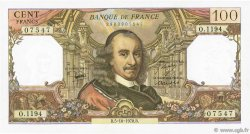 100 Francs CORNEILLE FRANCE  1978 F.65.63 SPL