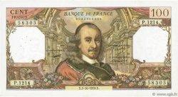 100 Francs CORNEILLE FRANCE  1978 F.65.63 TTB