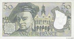 50 Francs QUENTIN DE LA TOUR FRANCE  1976 F.67.01